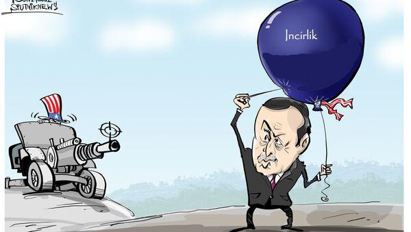 Americká armáda může přijít o základnu Incirlik v Turecku? - Sputnik Česká republika