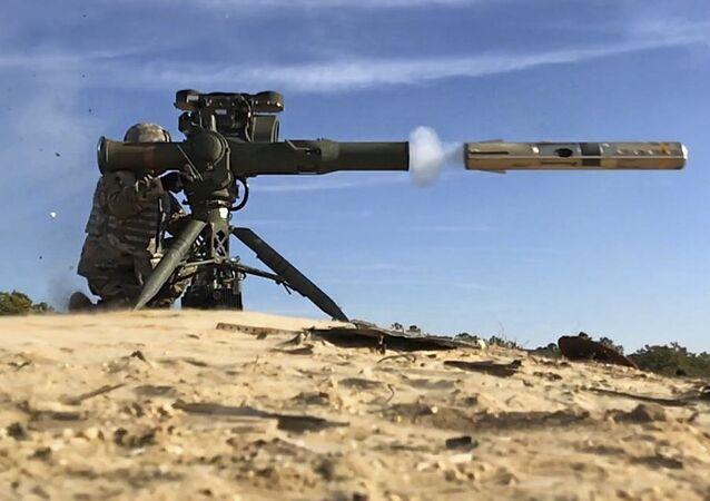 protitankový systém TOW