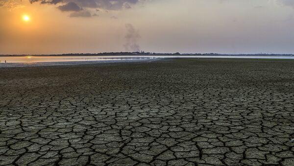 Sucho v Kolumbii. Ilustrační foto - Sputnik Česká republika