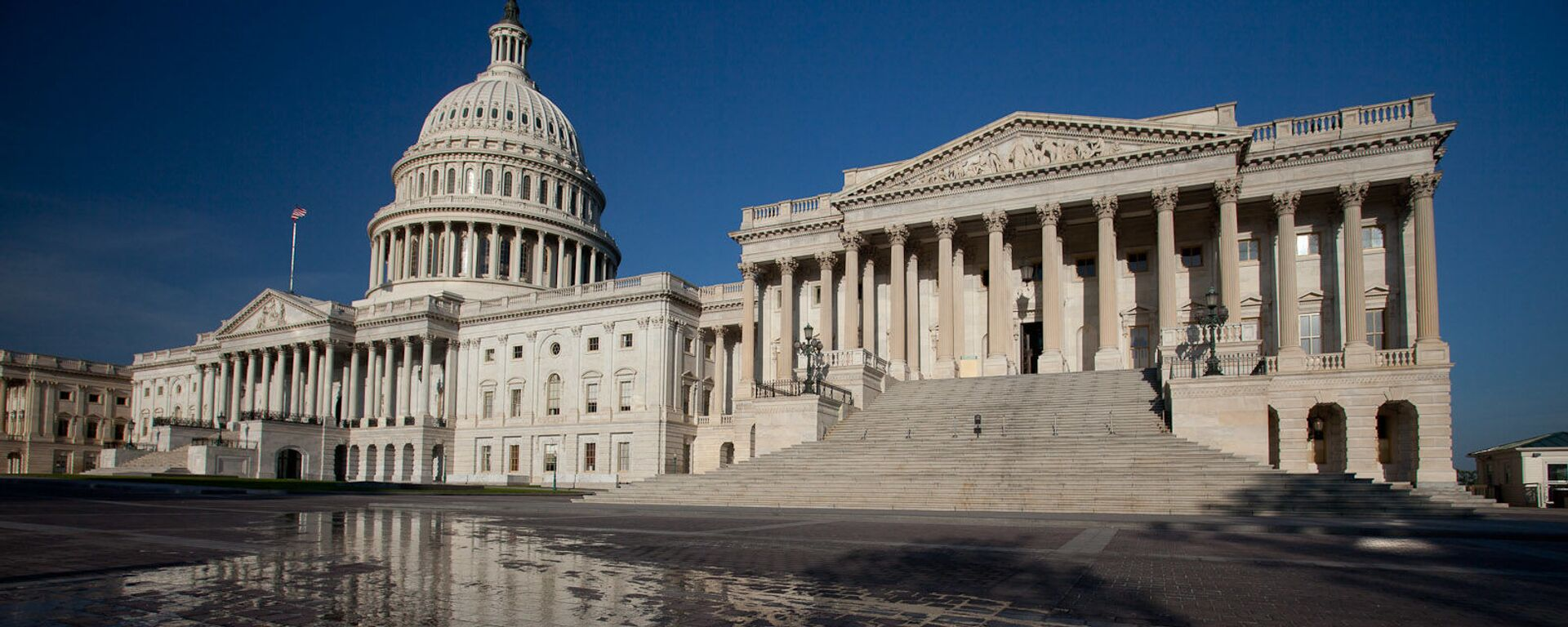 Kongres USA ve Washingtonu - Sputnik Česká republika, 1920, 02.06.2021
