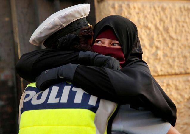 Muslimka v Dánsku