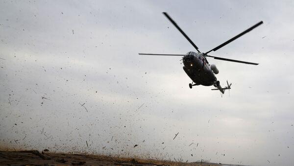 Mi-8. Ilustrační foto - Sputnik Česká republika
