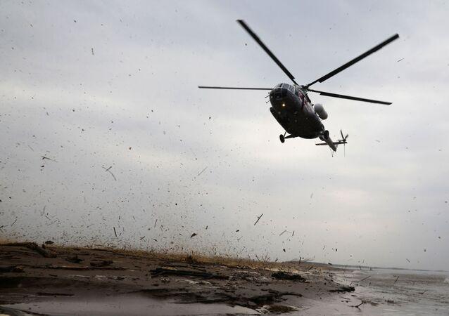Mi-8. Ilustrační foto