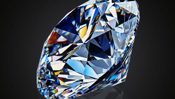 nejdražší ruský diamant z kolekce Dynastie - Sputnik Česká republika
