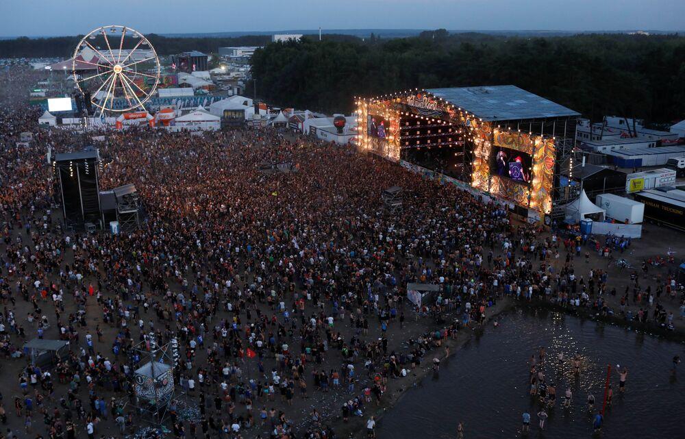 Legendární festival Pol'and'Rock