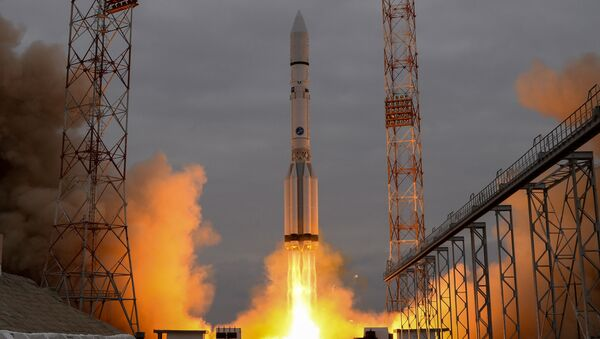 Raketa Proton - Sputnik Česká republika