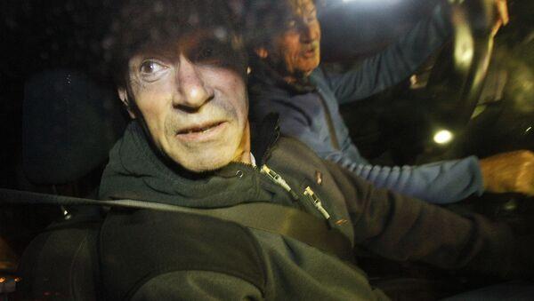 Člen baskické teroristické organizace ETA Santiago Arrospide, známý jako Santi Potros - Sputnik Česká republika
