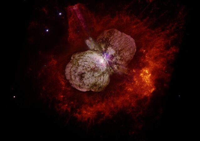 Hvězda Eta Carinae
