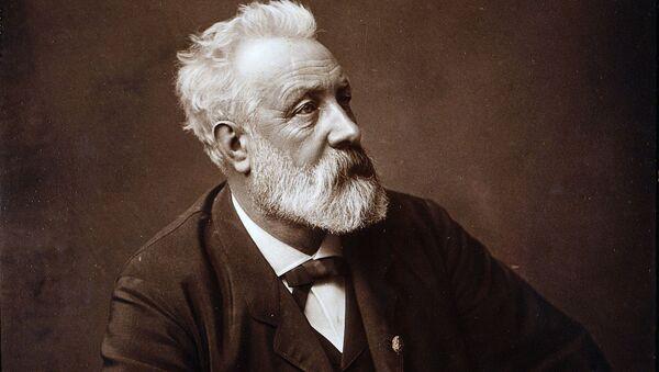 Francouzský spisovatel Jules Vernes - Sputnik Česká republika