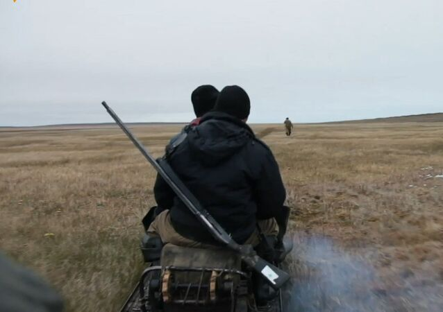 Jak se v Rusku hledají kly mamutů