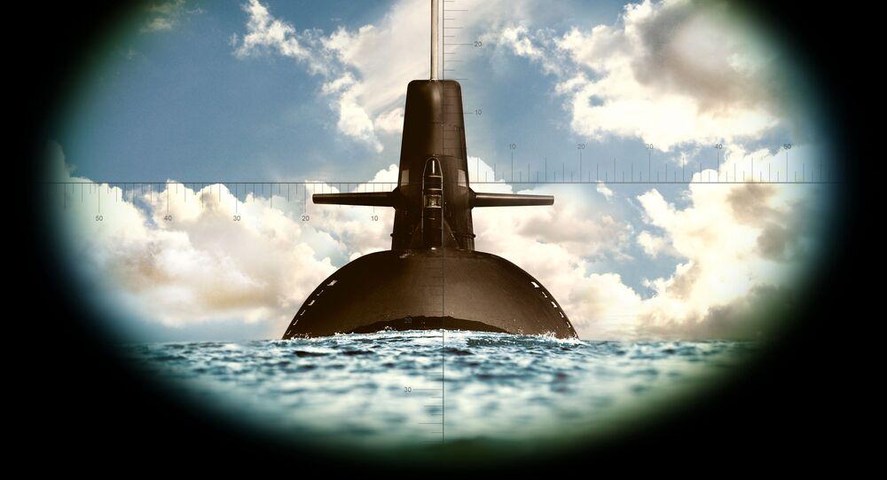 Ponorka. Ilustrační foto