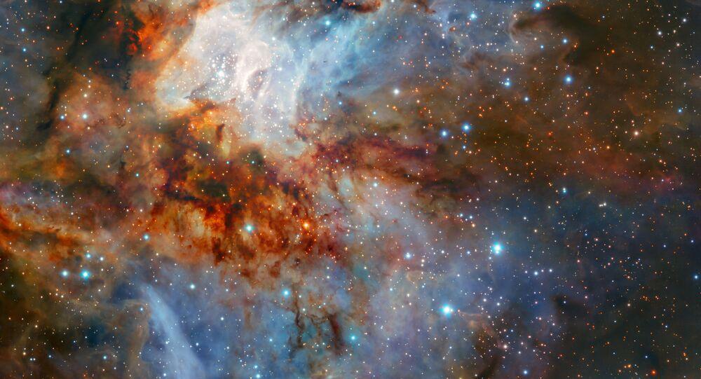 Hvězdokupa. Ilustrační foto