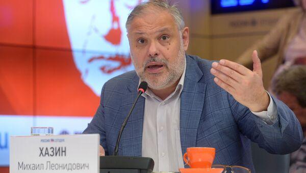 Michail Chazin - Sputnik Česká republika