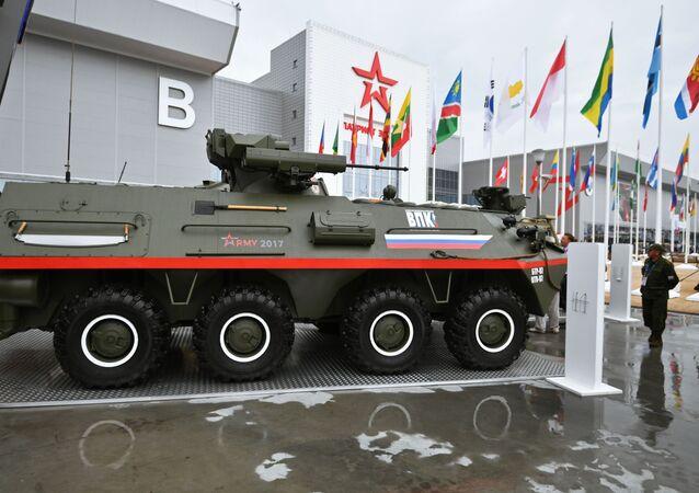 Obrněný transportér BTR-87