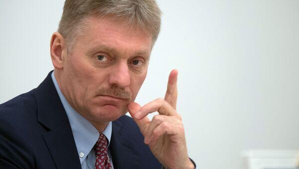 Tiskový mluvčí ruského prezident Dmitrij Peskov - Sputnik Česká republika