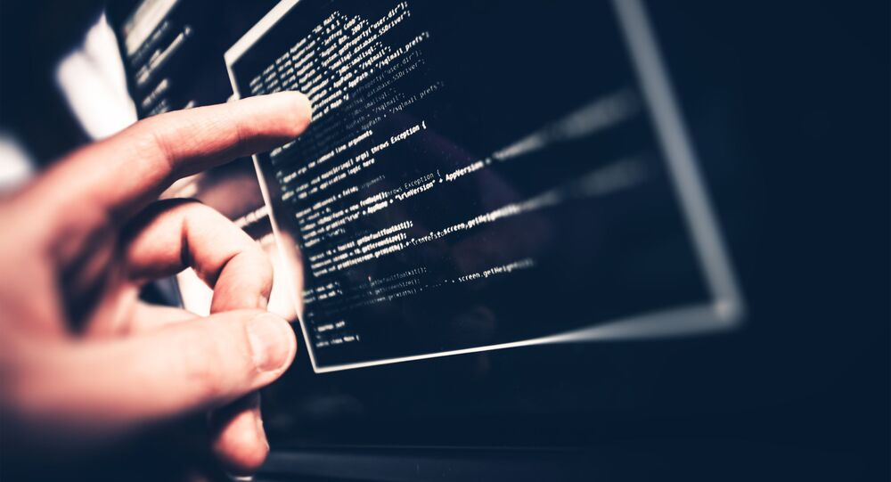 Obrazovka počítače