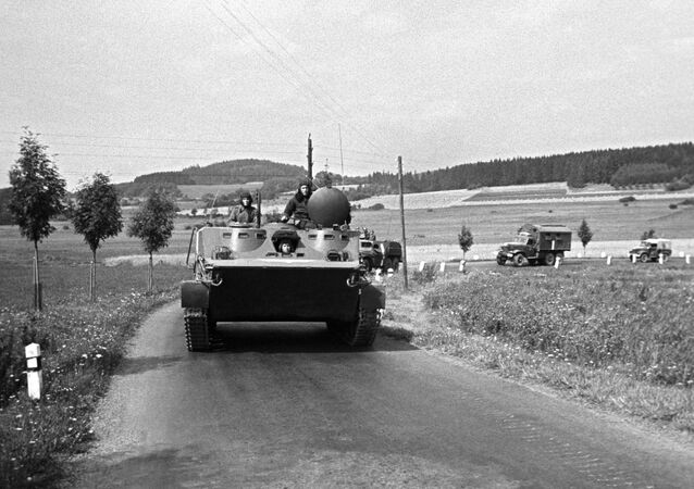 Vojáci u Prahy, 1968