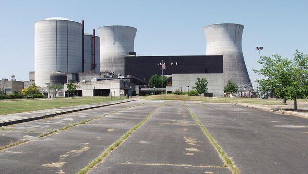 Nedostavená jaderná elektrárna Bellefonte, stát Alabama, USA - Sputnik Česká republika