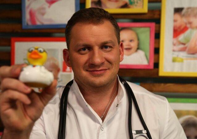 Lékař Alexej Bessmertnyj