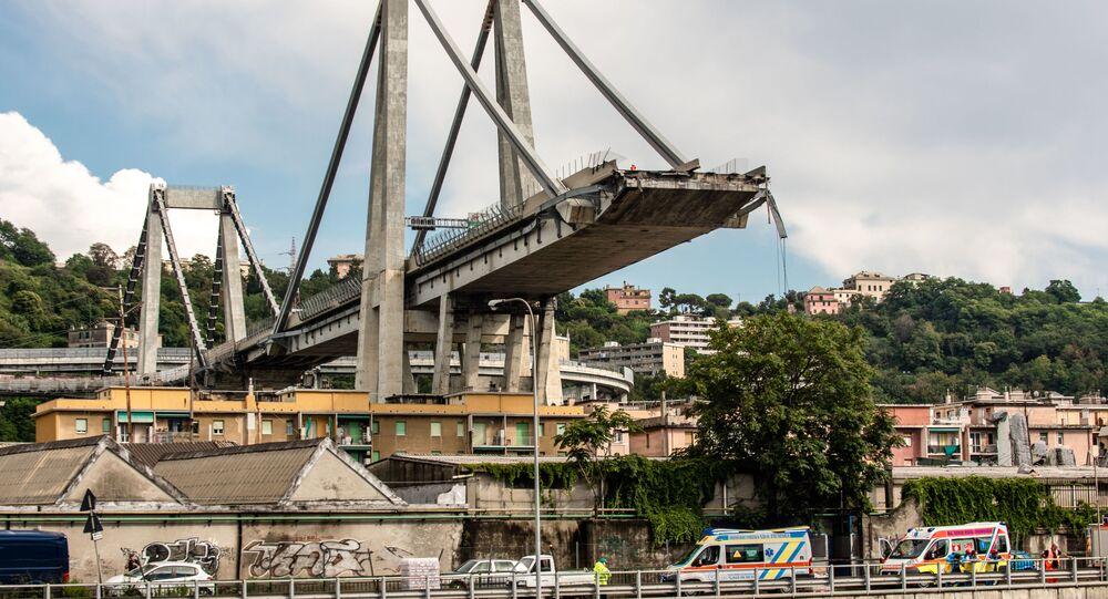 Most v Janově