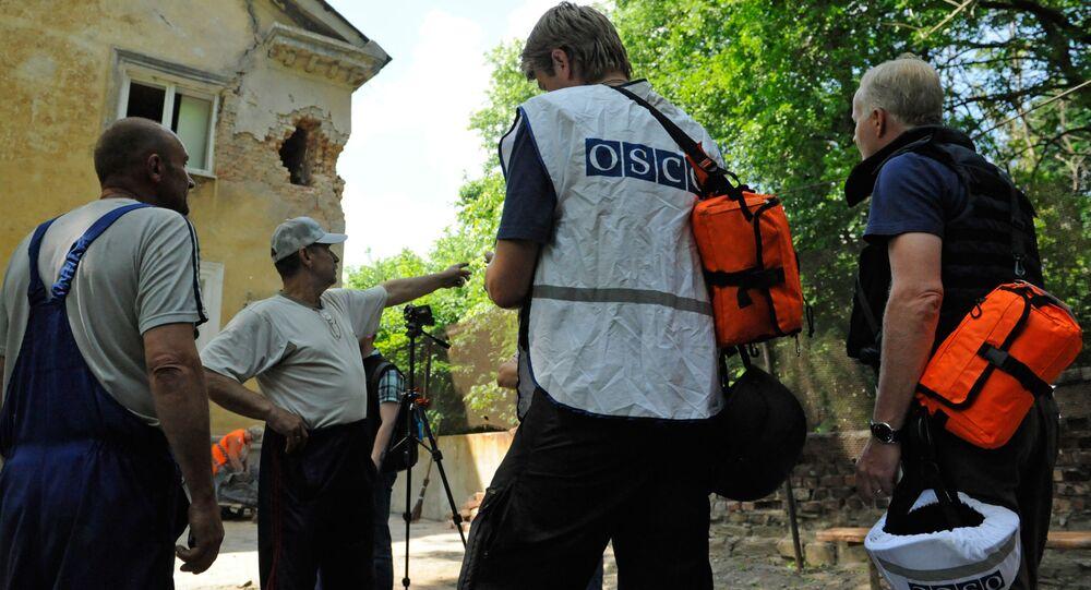 Představitelé OBSE