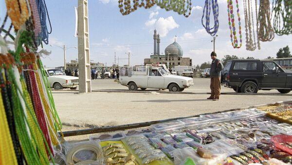 Trh v Íránu - Sputnik Česká republika