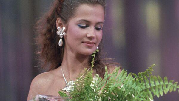 Финалистка конкурса Московская красавица - 89 Юлия Лемигова - Sputnik Česká republika