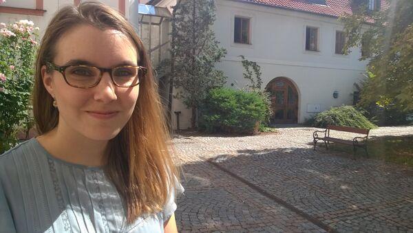 Výkonná ředitelka Asociace českých cestovních kanceláří a agentur (AČCKA) Ing. Tereza Picková - Sputnik Česká republika