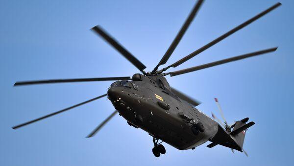 Mi-26Т2 - Sputnik Česká republika