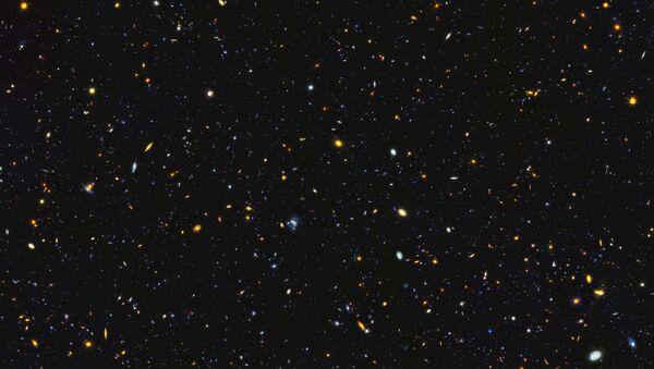 Снимок НАСА, включающий 15 000 галактик - Sputnik Česká republika