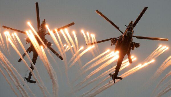 Vrtulníky Mi-28 - Sputnik Česká republika