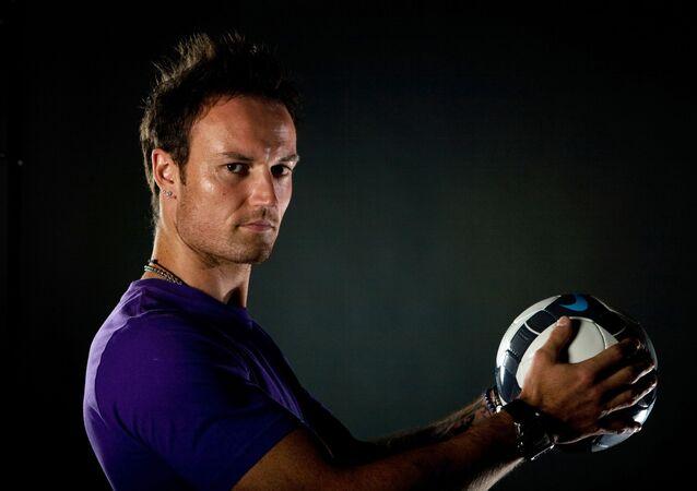 Český fotbalista Martin Jiránek