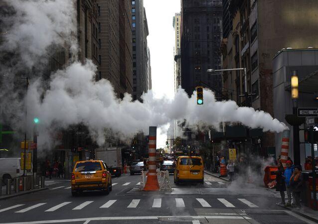 Ulice v New Yorku