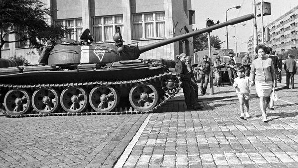 Srpen 1968 - Sputnik Česká republika