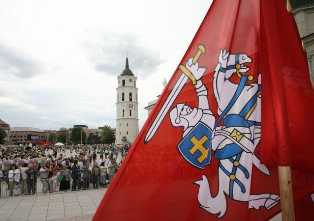 V centru Vilniusu