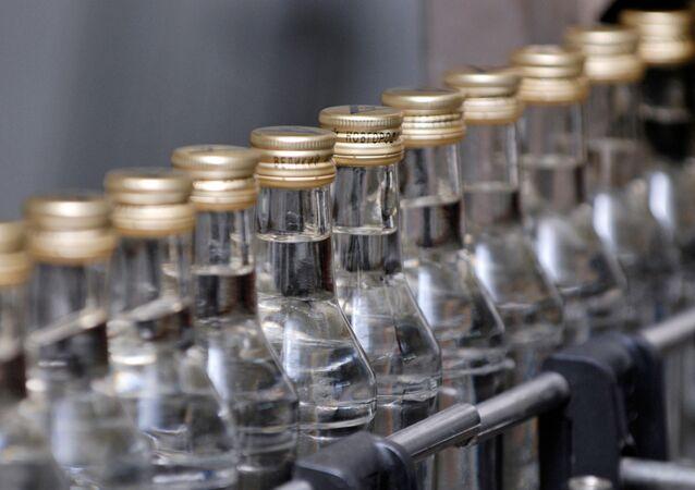 Výroba vodky