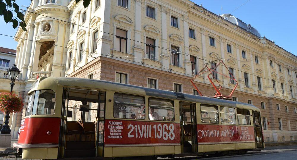 Tramvaj v Bratislavě