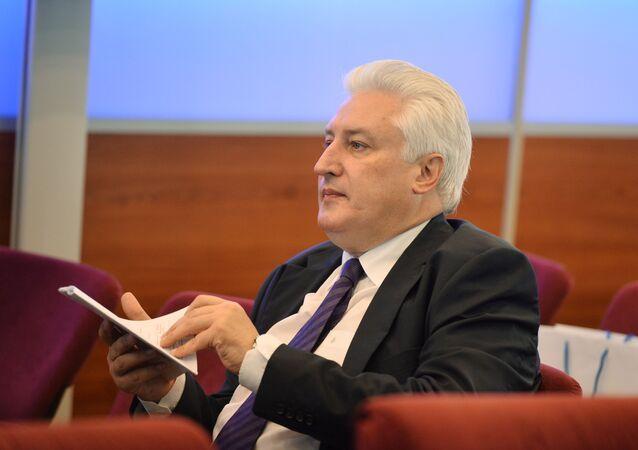 Šéfredaktor časopisu Národní obrana Igor Korotčenko