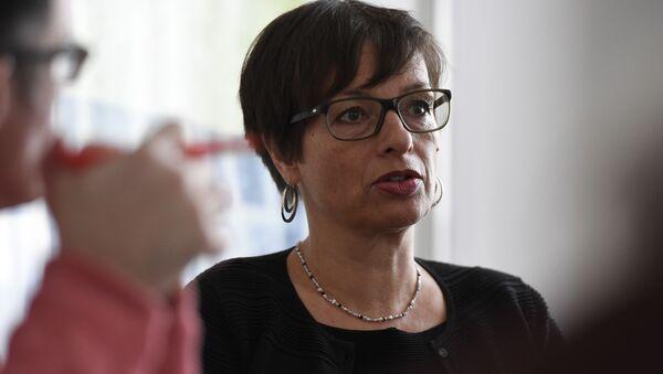 Německá historička a spisovatelka Miriam Gebhardtová - Sputnik Česká republika