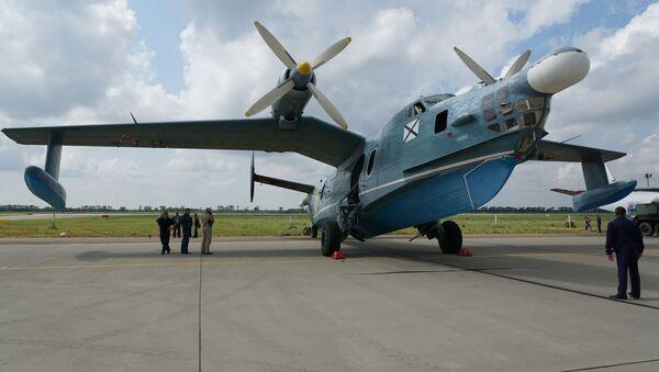 Ruské protilodní letadlo Be-12 - Sputnik Česká republika