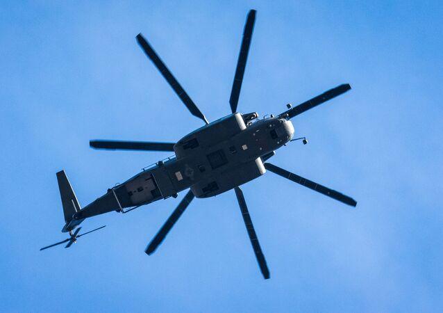 Vrtulník (ilustrační foto)