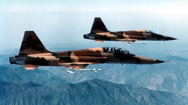 Истребители F-5E TIGER II - Sputnik Česká republika