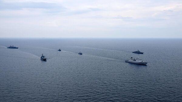 Lodě v Černém moři - Sputnik Česká republika