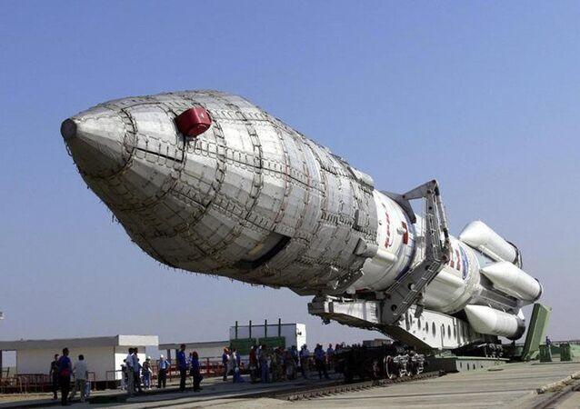 Nosná raketa těžké třídy Angara-A5