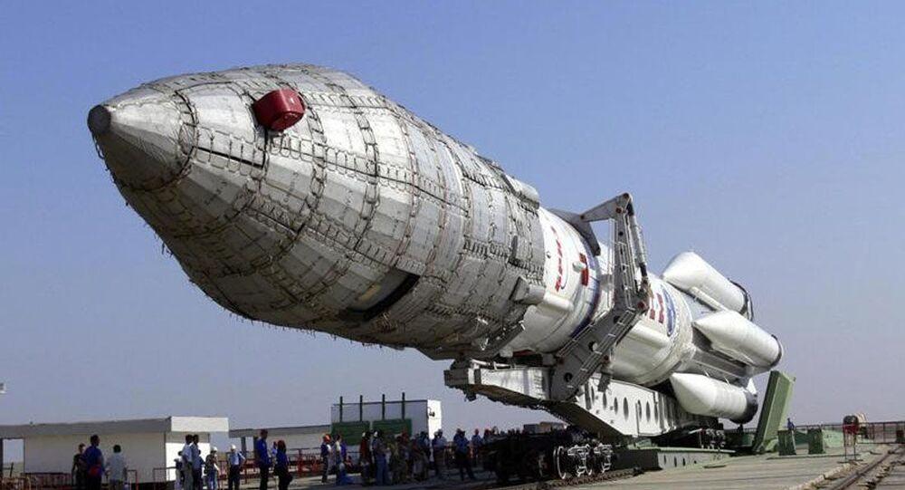 Nosná raketa těžké třídy Angara A5