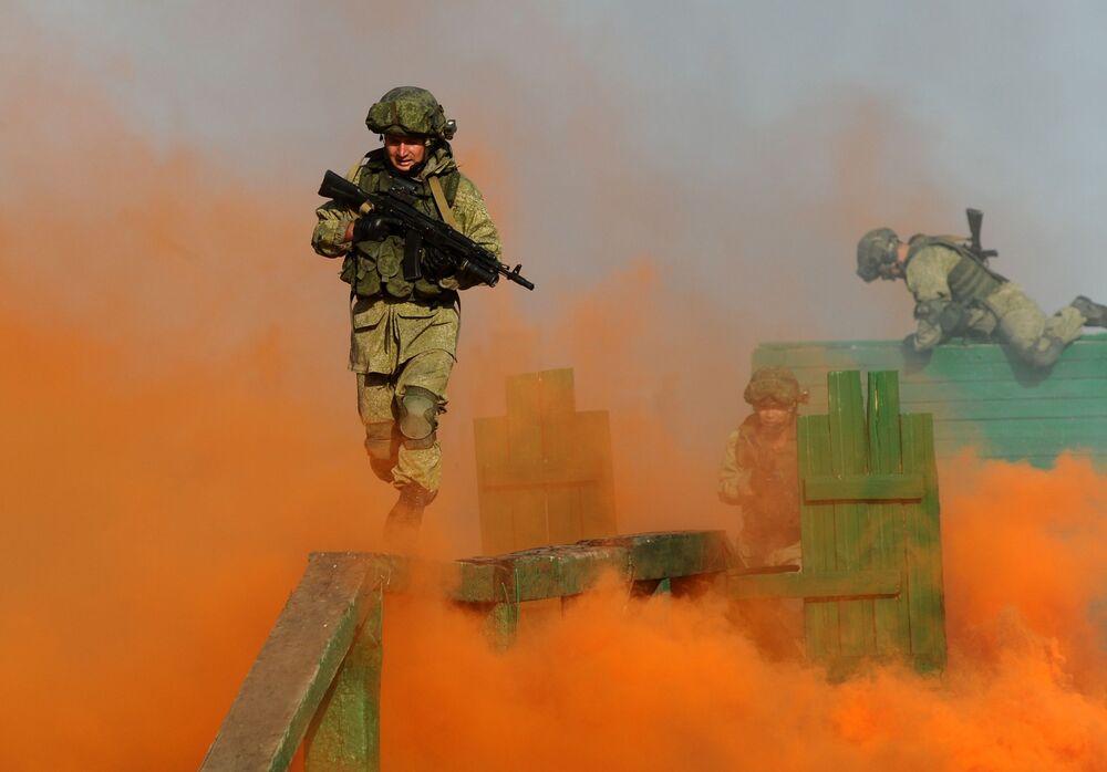 Největší vojenské fórum v Rusku, na které upírá zrak celý svět