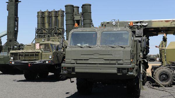 systém S-400 - Sputnik Česká republika