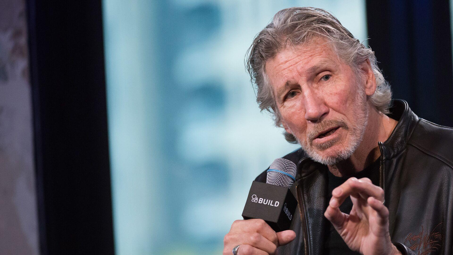 Roger Waters. - Sputnik Česká republika, 1920, 15.06.2021