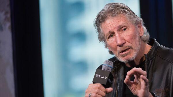 hudebník Roger Waters, jeden ze zakladatelů skupiny Pink Floyd - Sputnik Česká republika