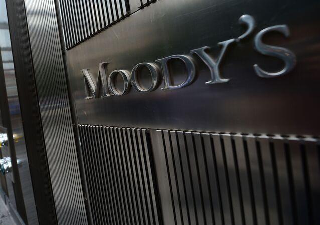 Логотип агентства Moody's Investors Service